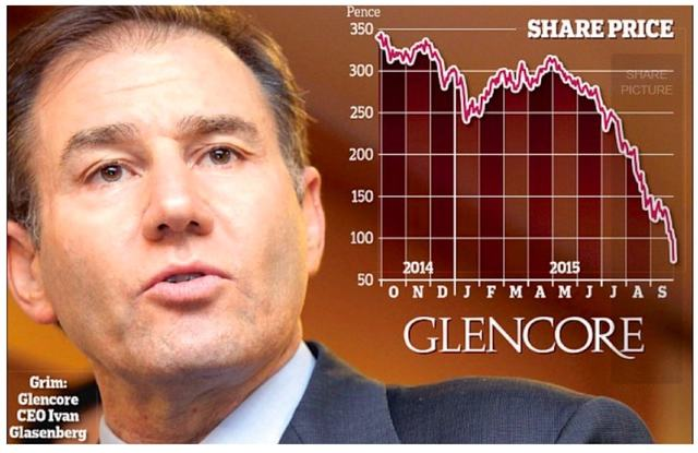 Mining Giant Glencore To Sell Gold & Silver Output To Pay Down Debt