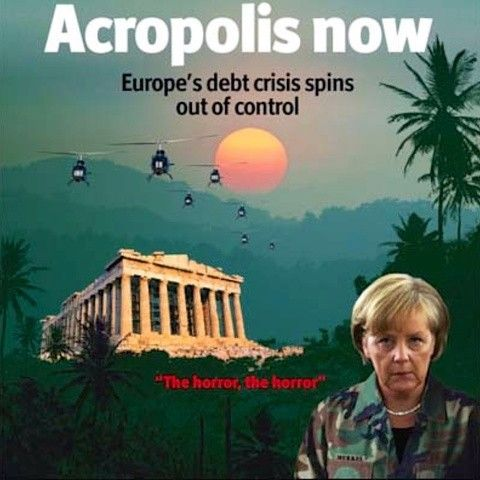 Greece Contemplates Printing Euros and Dual Currency After No Vote Was Successful
