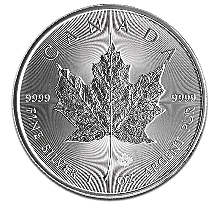 Canadian Silver Maple Leaf Sales Hit New Record Q1 2015