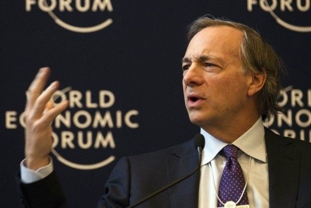 2 Videos: Ray Dalio  - Gold Should Be A Part Of Everybody's Portfolio