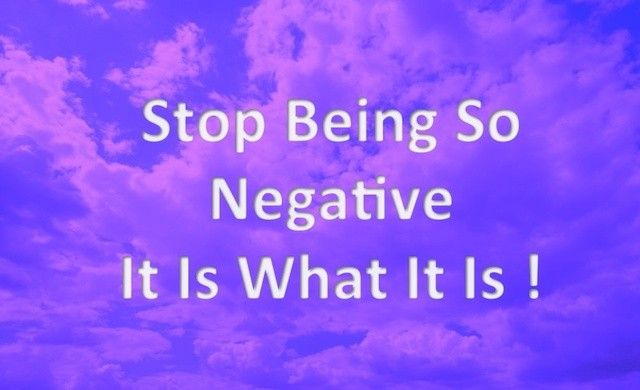Stop Being So Negative  - Put It All Together by IceCap Asset Management, Plus Armstrong
