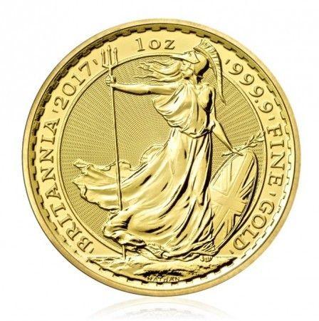 Buy Britannia gold coin 2017 online with Indigo
