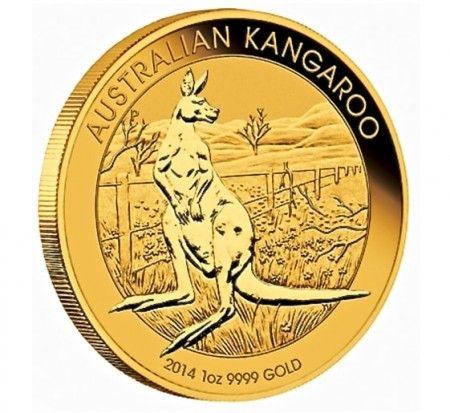 Australia kangaroo gold coin 1 ounce buy online