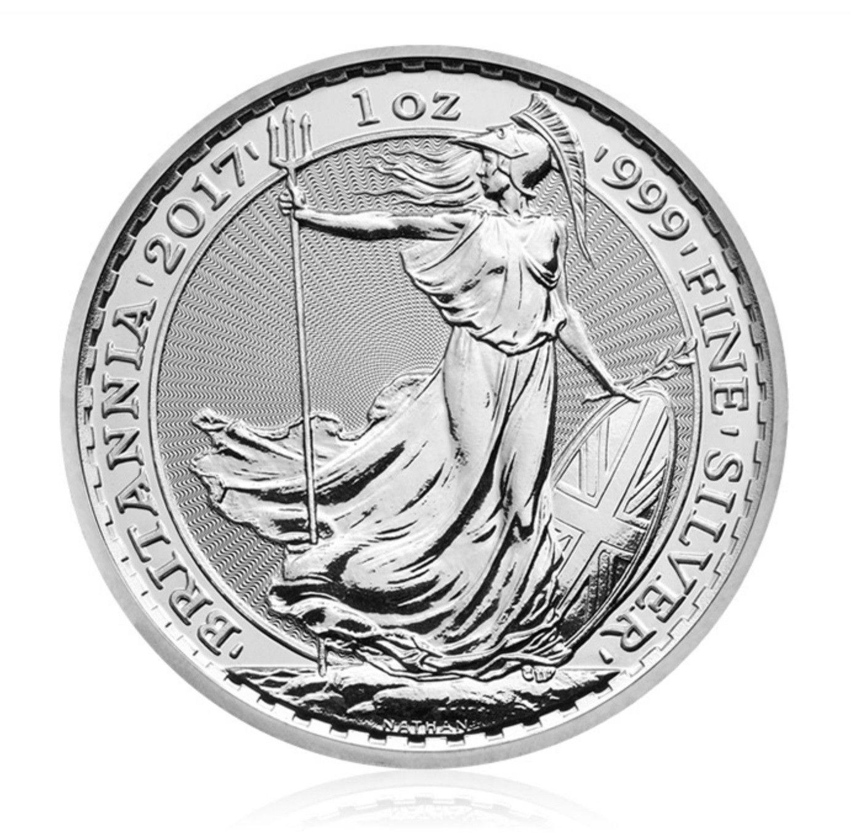 Where to buy silver - Uk Britannia Silver Coin 1 Ounce Buy Online
