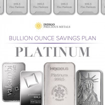 Buy Platinum 1oz Online  - Fully Backed