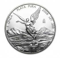 1oz silver Year of Ox 2009 coin, buy online with ipm group