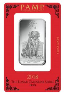 Buy Pamp Silver Lunar Dog online with Indigo