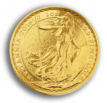 Buy Britannia gold coin 2017 online with Indigo