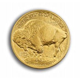 1oz Gold Buffalo USA