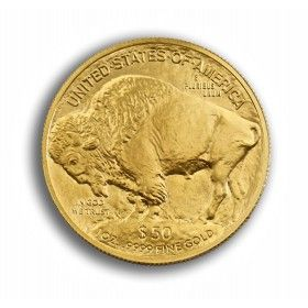 1oz Gold Buffalo USA