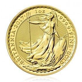 1oz Gold Britannia, Year 2017