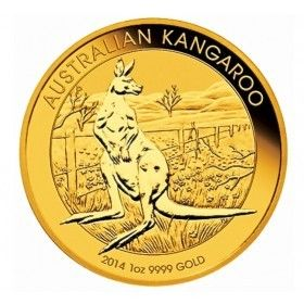 1oz Gold Kangaroo (Various Years 2013, 2014)