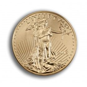 1oz USA Gold Eagle