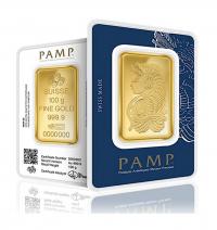 Buy PAMP 100g gold gram bar | Indigo