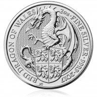 Buy Royal Mint Silver Red Dragon online with Indigo