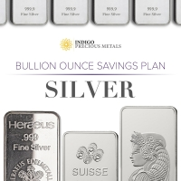 Buy Silver 1oz Online  - Fully Backed