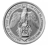 1oz platinum falcon coin buy online