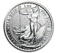 UK Britannia silver coin 1 ounce buy online