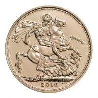 Buy various dated gold sovereigns online with Indigo