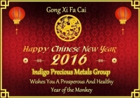 Gong Xi Fa Cai  - Happy Chinese New Year 2016