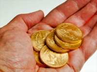 USA Gold Eagle Sales Surge Due To Financial Turmoil