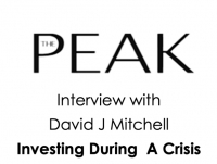 Peak Interview with David Mitchell - Investing in a Crisis